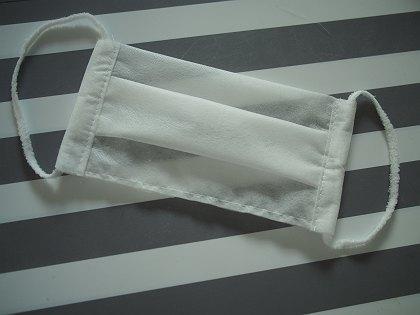 マスク 挟む 手作り 不織布