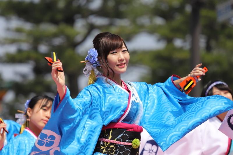 第15回 京都さくらよさこい (2019年4月6日)_e0178131_16141752.jpg