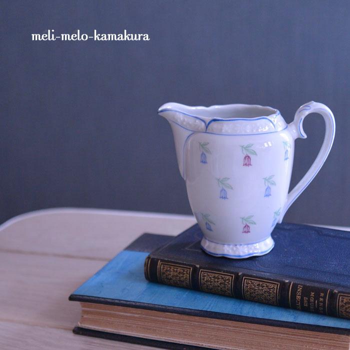 ◆フランスアンティーク*可愛らしい陶器のミルクポット_f0251032_11330068.jpg