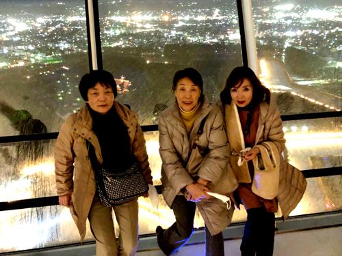 函館旅行で懐かしい再会_e0367340_12510459.jpg