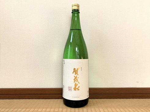 (広島)賀茂泉 純米酒 / Kamoizumi Jummai_f0111040_08091955.jpg