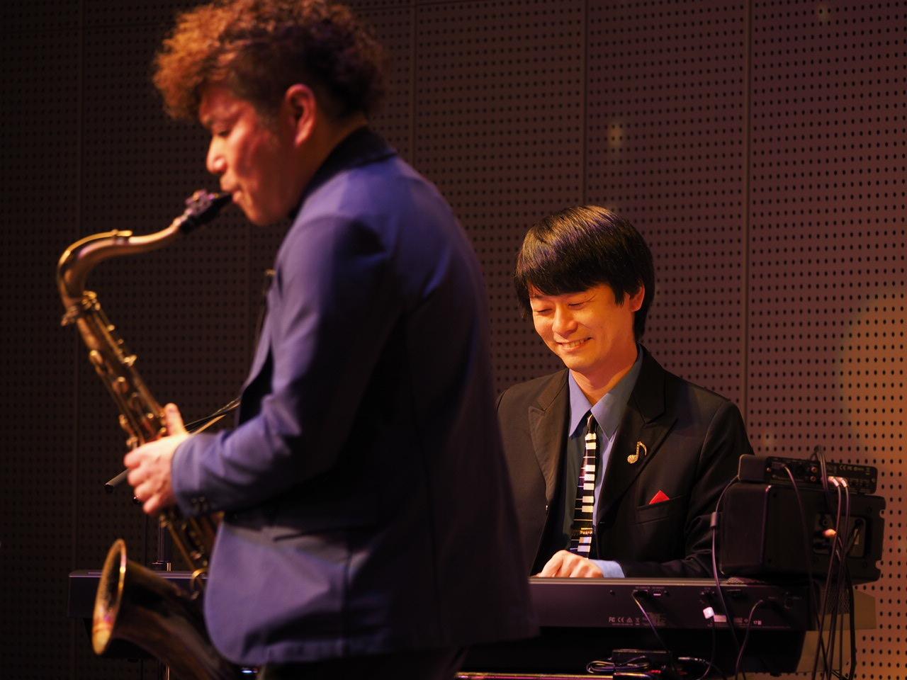 ジャズ講談のコンサートでした 2020年冬_f0135940_01554982.jpg