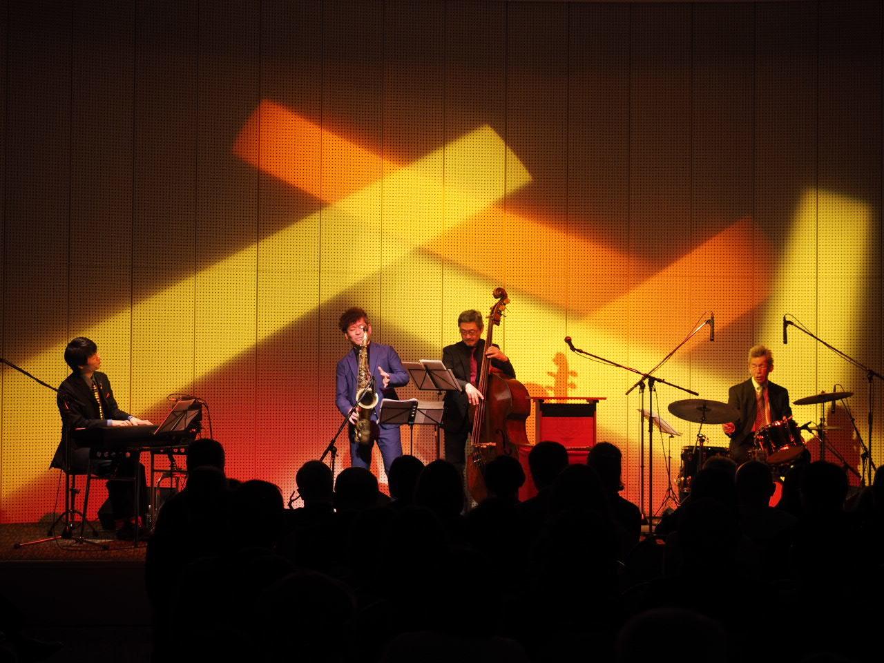 ジャズ講談のコンサートでした 2020年冬_f0135940_01560405.jpg