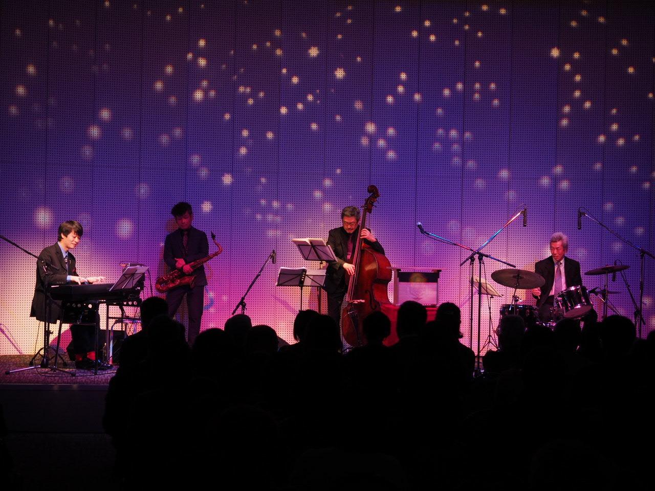 ジャズ講談のコンサートでした 2020年冬_f0135940_01561156.jpg