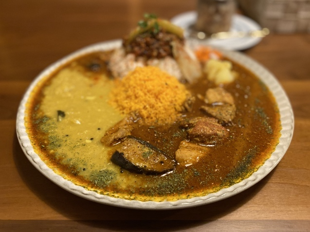 spice curry cafe KOTTA(スパイスカレーカフェコッタ)(野々市市若松町)_b0322744_23253364.jpeg