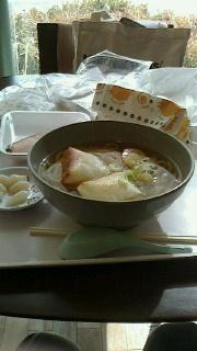済生会富山病院で最後の昼餐(笑)_f0030155_11353553.jpg