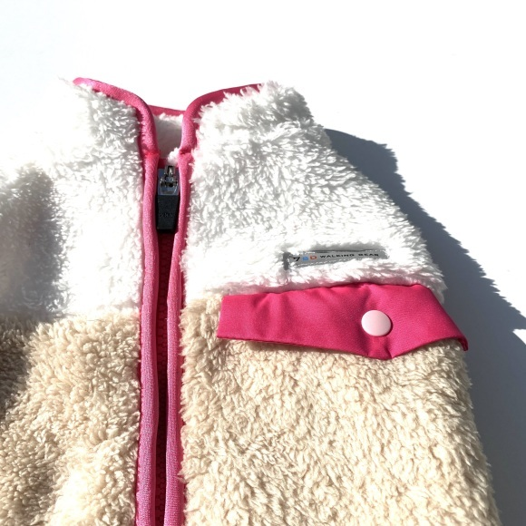 seven seas dog Multi fleece jacket セブンシーズドッグ マルチフリースジャケット_d0217958_18240100.jpeg