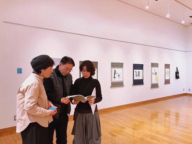 韓国文化院ギャラリーMIに行ってきました_d0090959_20180667.jpeg