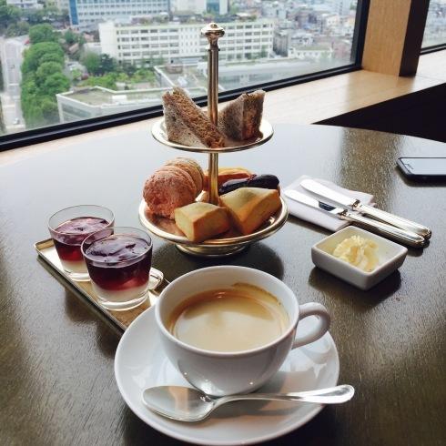 ソウル旅行 25 新羅ホテルのショートケーキ♪_f0054260_17393412.jpg