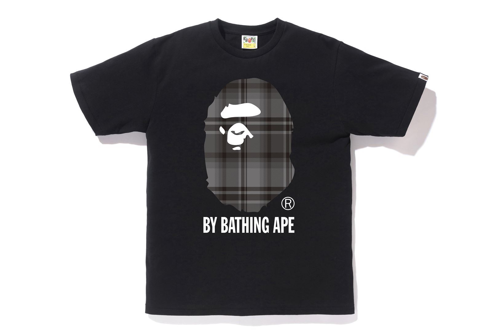 BAPE® CHECK BY BATHING APE TEE_a0174495_13083211.jpg