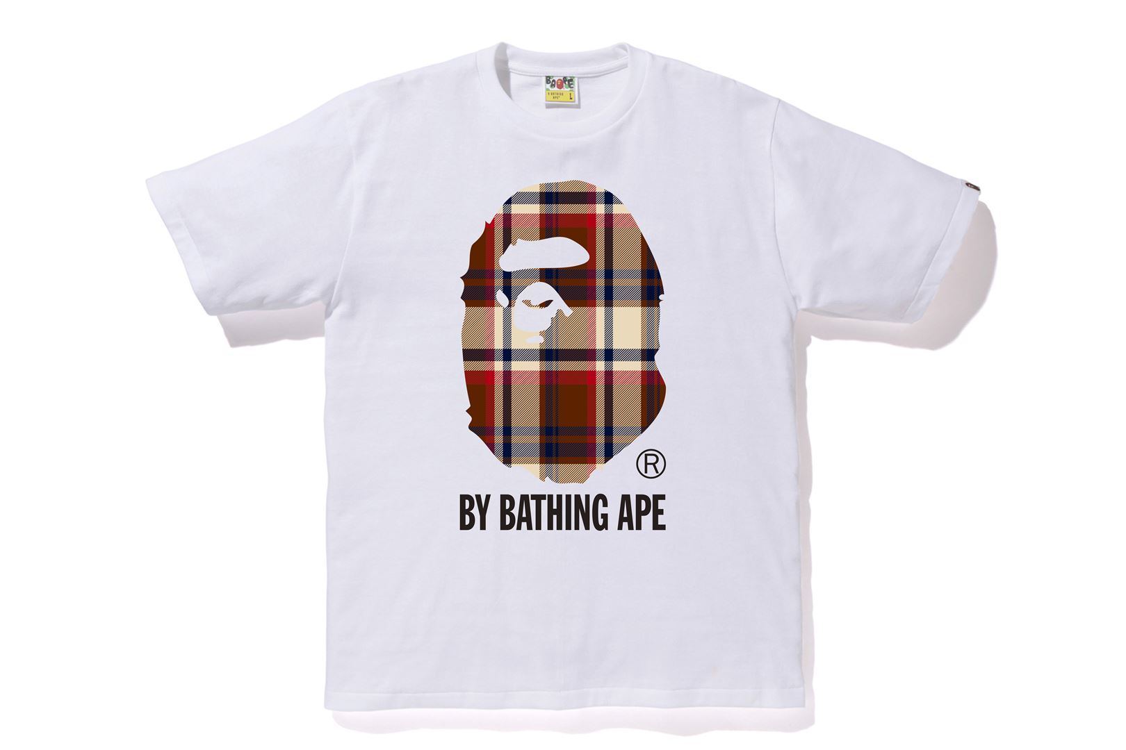 BAPE® CHECK BY BATHING APE TEE_a0174495_13085954.jpg