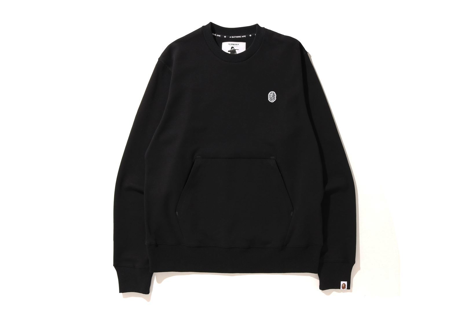 DOUBLE KNIT WIDE CREWNECK_a0174495_13373746.jpg