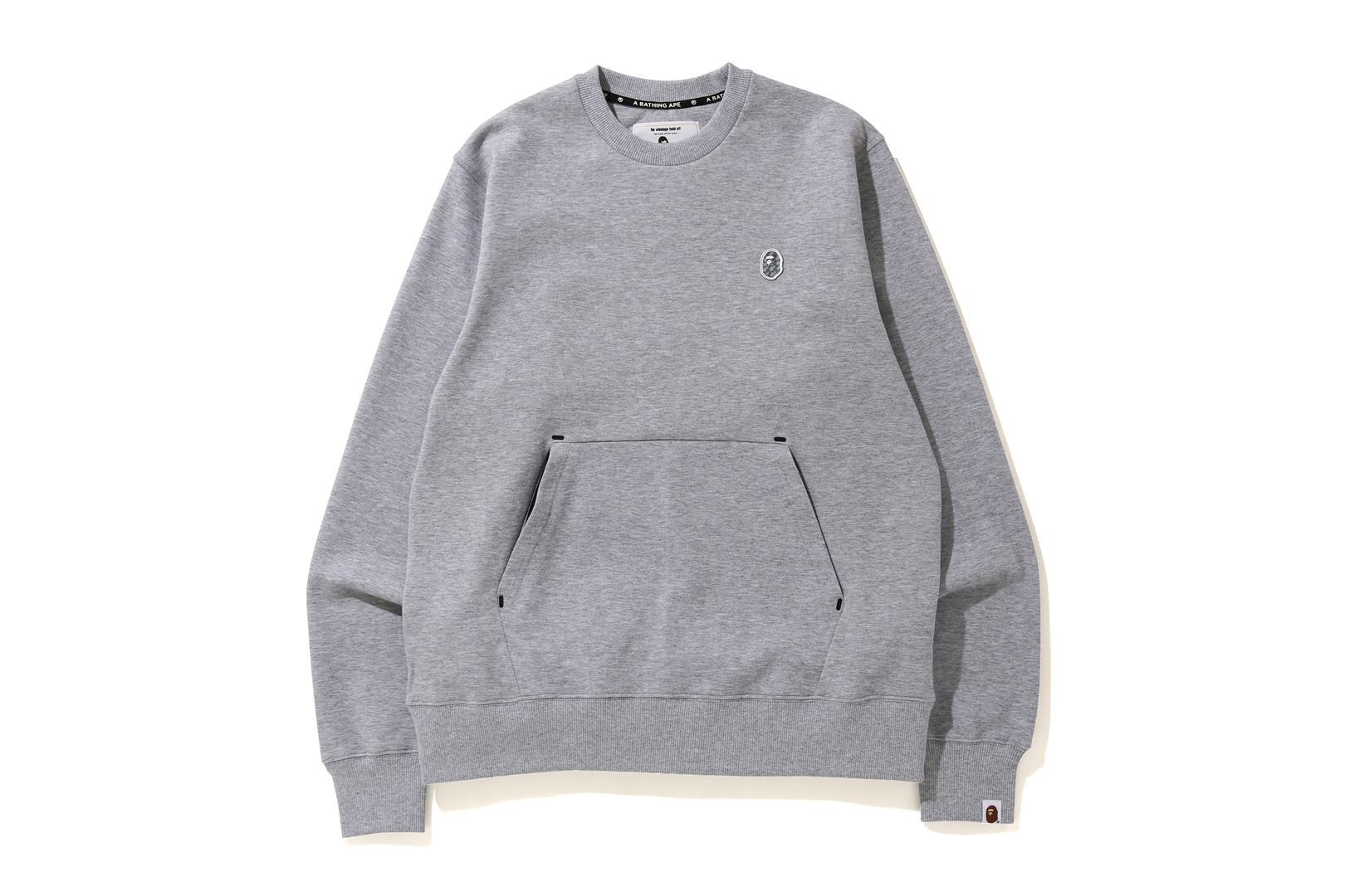 DOUBLE KNIT WIDE CREWNECK_a0174495_13374734.jpg