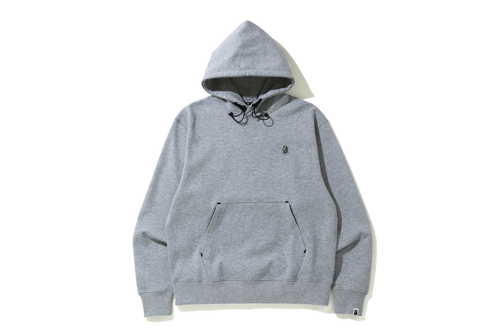 DOUBLE KNIT RELAXED PULLOVER HOODIE_a0174495_13384067.jpg