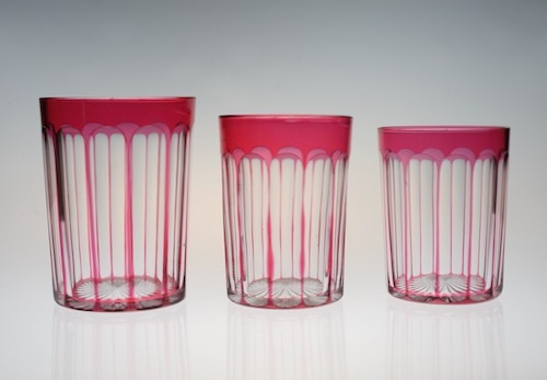 Baccarat Red Covered Tumbler_c0108595_23522558.jpeg