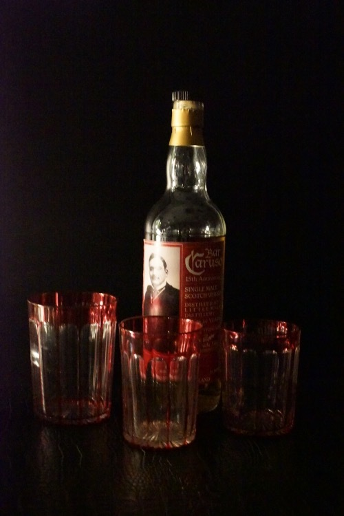 Baccarat Red Covered Tumbler_c0108595_23573300.jpeg