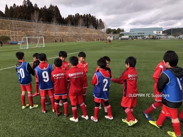 【U-10 & 11 TRM】vs 中野FC & エスペランサ February 1, 2020_c0365198_20270312.jpg
