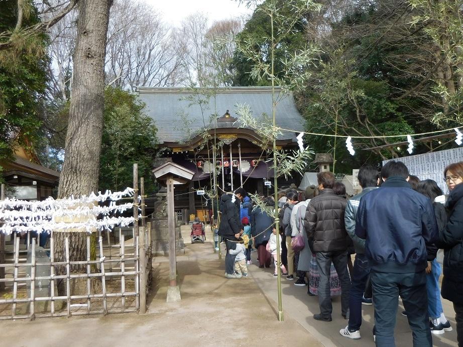 石神井台氷川神社_d0361999_14460789.jpg