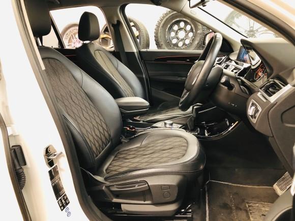 2月7日(金)本店ブログ♪BMW X1 xドライブ18d xライン 4WD ディーゼル車あります★ランクル ハマー エスカレードならTOMMY☆彡_b0127002_19082269.jpg