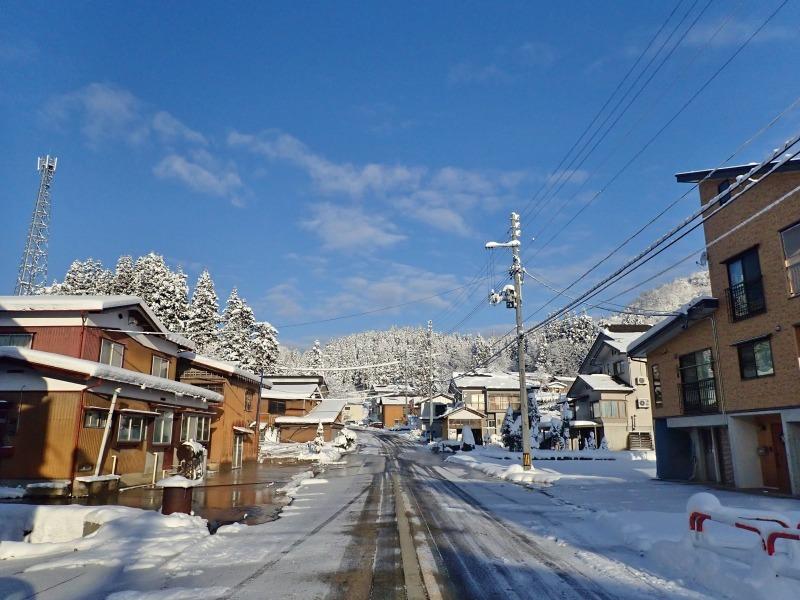 寒い朝、兼業農家の出勤前の風景です_c0336902_21373170.jpg