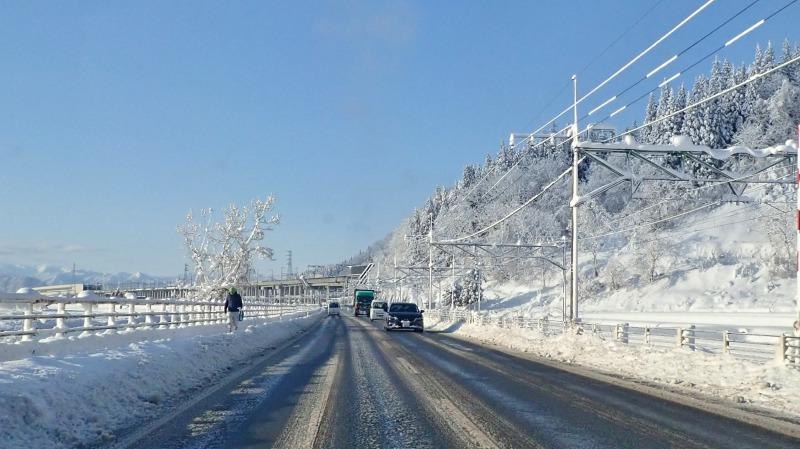 寒い朝、兼業農家の出勤前の風景です_c0336902_21385110.jpg