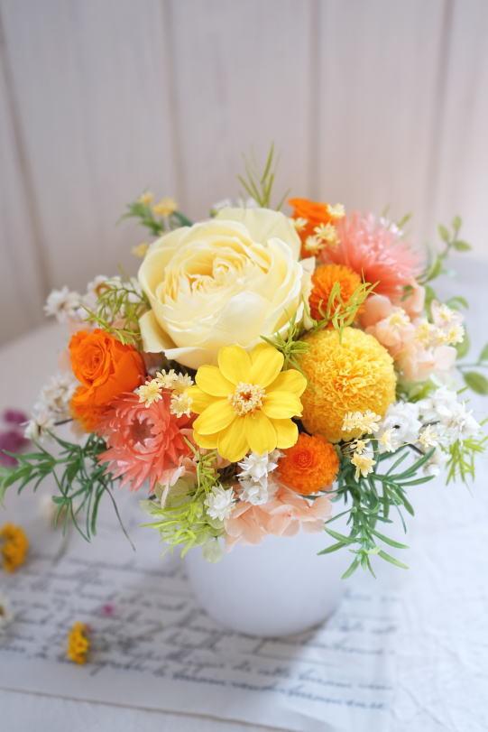 春色アレンジ_a0136507_21431268.jpg