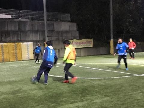 UNO 2/6(木) at UNOフットボールファーム_a0059812_16222332.jpg