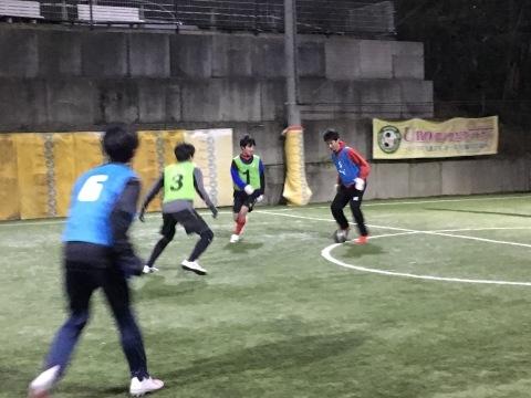 UNO 2/6(木) at UNOフットボールファーム_a0059812_16225379.jpg