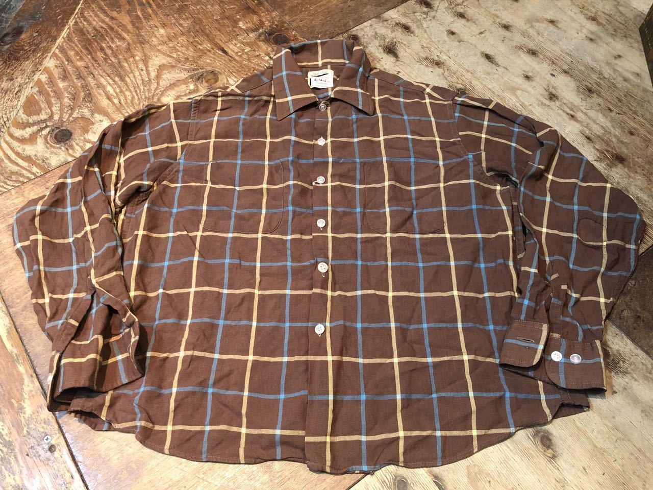 2月8日(土)入荷!60s Sears shirts! _c0144020_13124303.jpg