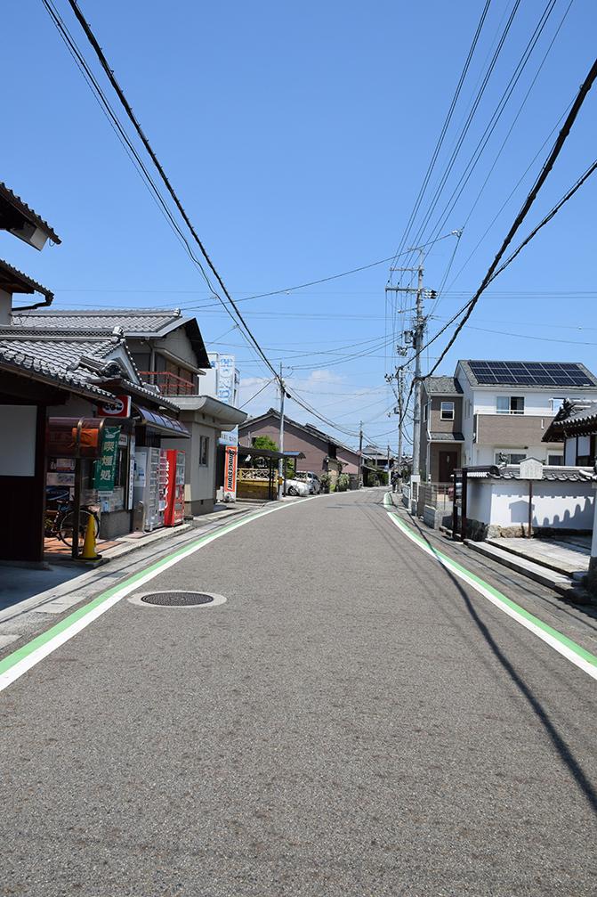 近江坂本城跡を歩く。 その3 <二ノ丸、三ノ丸>_e0158128_16165414.jpg