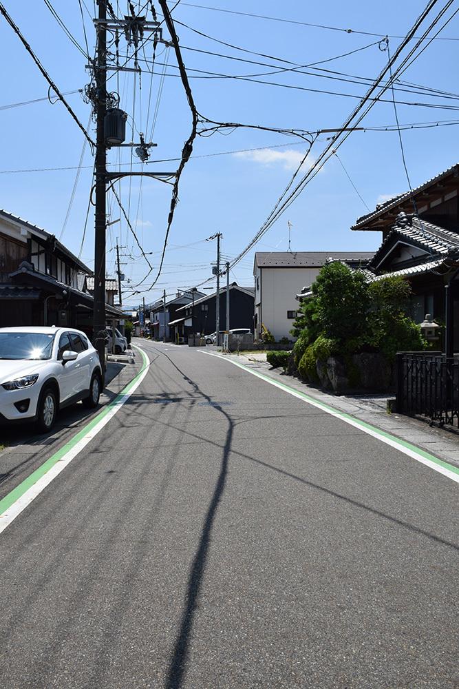 近江坂本城跡を歩く。 その3 <二ノ丸、三ノ丸>_e0158128_16165606.jpg