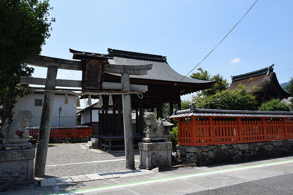 近江坂本城跡を歩く。 その3 <二ノ丸、三ノ丸>_e0158128_16204805.jpg