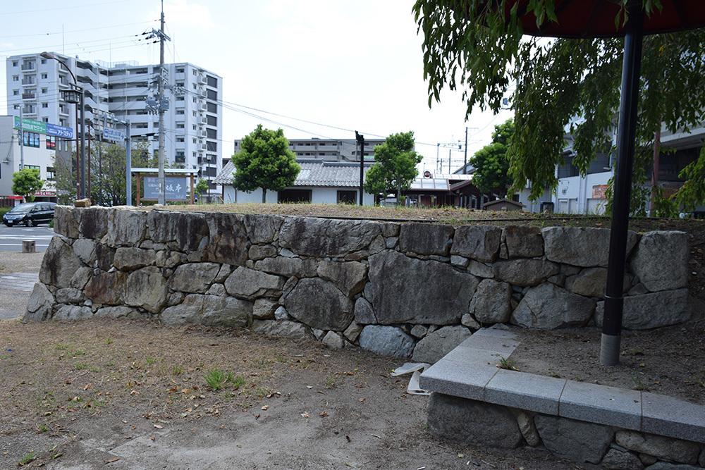穴太衆の郷、坂本石積みの郷公園。_e0158128_19541500.jpg