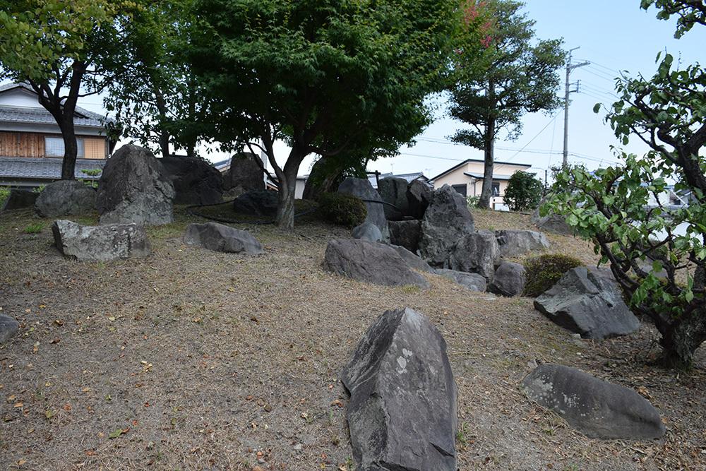穴太衆の郷、坂本石積みの郷公園。_e0158128_19542057.jpg