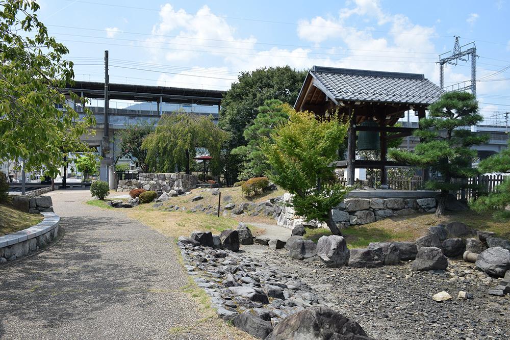 穴太衆の郷、坂本石積みの郷公園。_e0158128_19593549.jpg