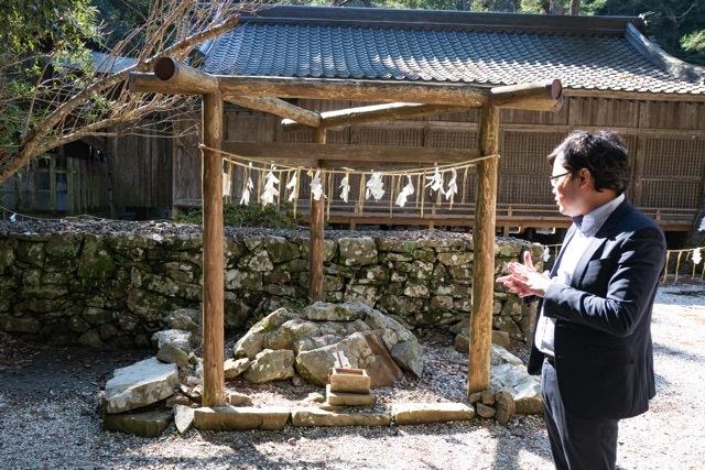 2/1 対馬楽講座 和多都美神社 (2/7記)_a0080832_13025746.jpg