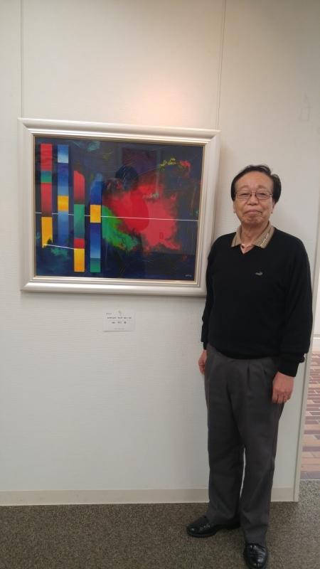 青江勉さん主催「プリモアストラット展」見学🎵_f0361132_10592696.jpg