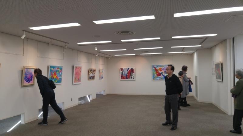 青江勉さん主催「プリモアストラット展」見学🎵_f0361132_11192374.jpg