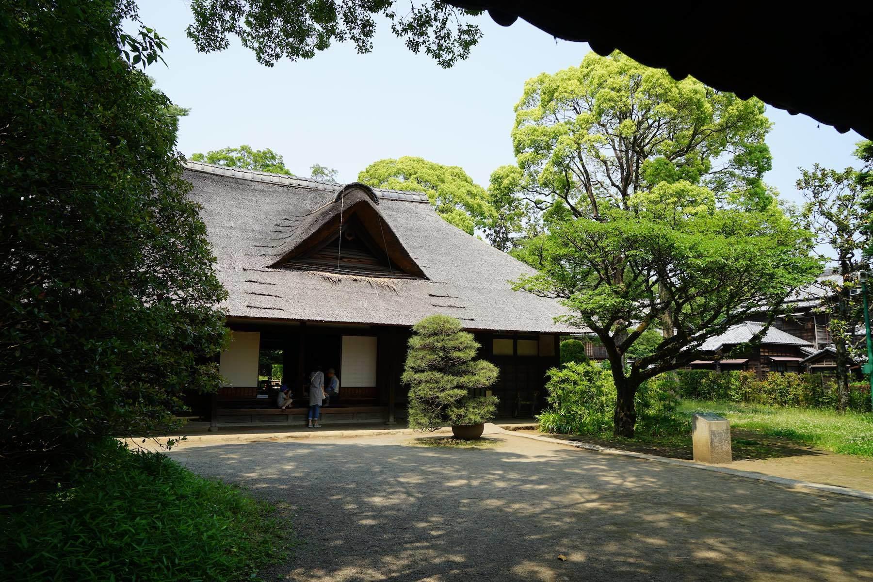 江戸東京たてもの園 28_b0360240_22355404.jpg