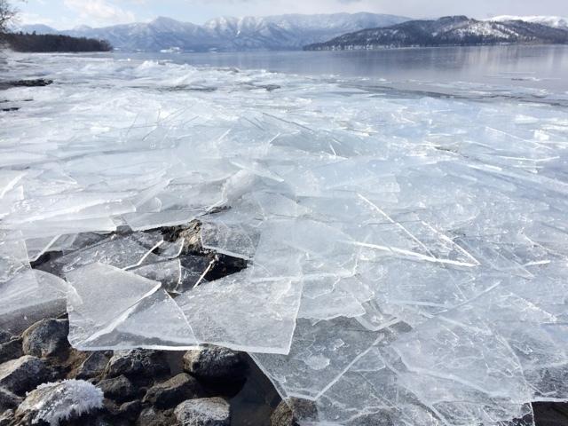 不思議な屈斜路湖の寄せ氷_e0405754_21031706.jpg