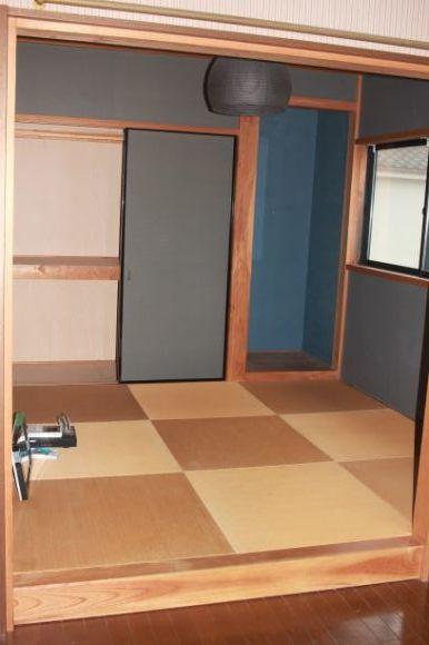 No6.自宅スペースをリフォーム・・・・ついに工事スタート、まずは解体_e0133255_18344625.jpg
