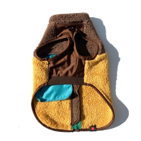 seven seas dog Multi fleece jacket セブンシーズドッグ マルチフリースジャケット_d0217958_15492009.jpeg