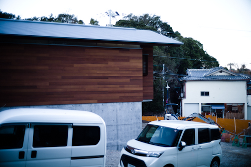 200207 米杉の外壁_b0129659_16193544.jpg