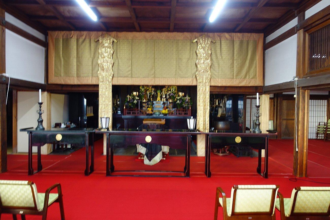 清見寺 大方丈と書院の内覧_c0112559_08154170.jpg