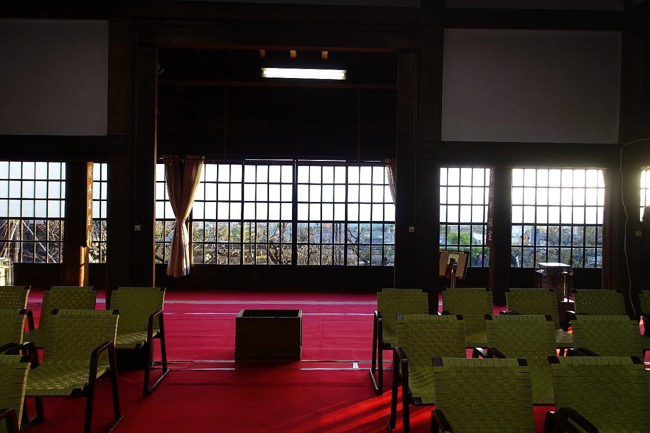 清見寺 大方丈と書院の内覧_c0112559_08162503.jpg