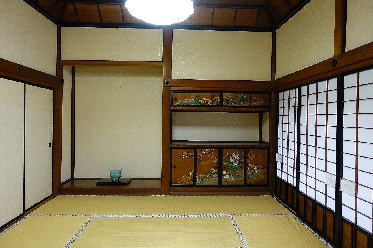 清見寺 大方丈と書院の内覧_c0112559_08213693.jpg