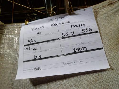 大人の社会見学!LION COFFEE FACTORY 工場見学ツアーに参加@ハワイでごはん2012秋_c0152767_13544807.jpg