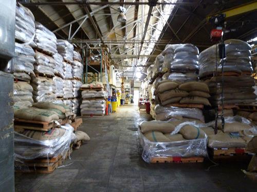 大人の社会見学!LION COFFEE FACTORY 工場見学ツアーに参加@ハワイでごはん2012秋_c0152767_13591171.jpg