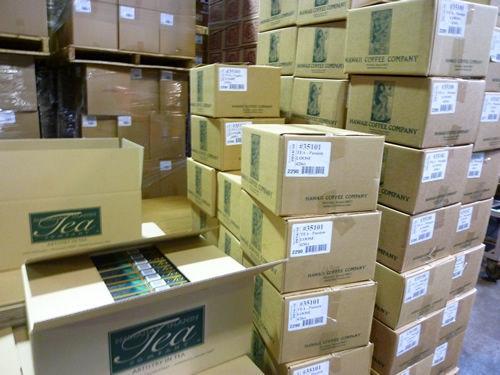 大人の社会見学!LION COFFEE FACTORY 工場見学ツアーに参加@ハワイでごはん2012秋_c0152767_14040637.jpg