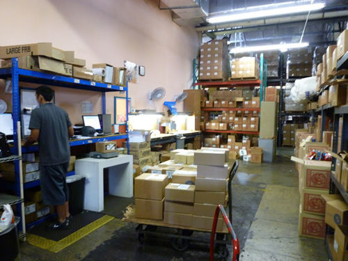 大人の社会見学!LION COFFEE FACTORY 工場見学ツアーに参加@ハワイでごはん2012秋_c0152767_14071342.jpg